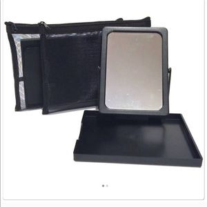 Nwt Mary Kay Travel Mirror with mesh pouch